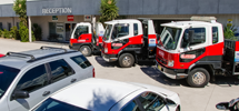 emergency towing services albury